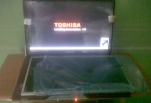 Toshiba Satellite 135D-S1320