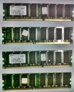 Memory DDR1