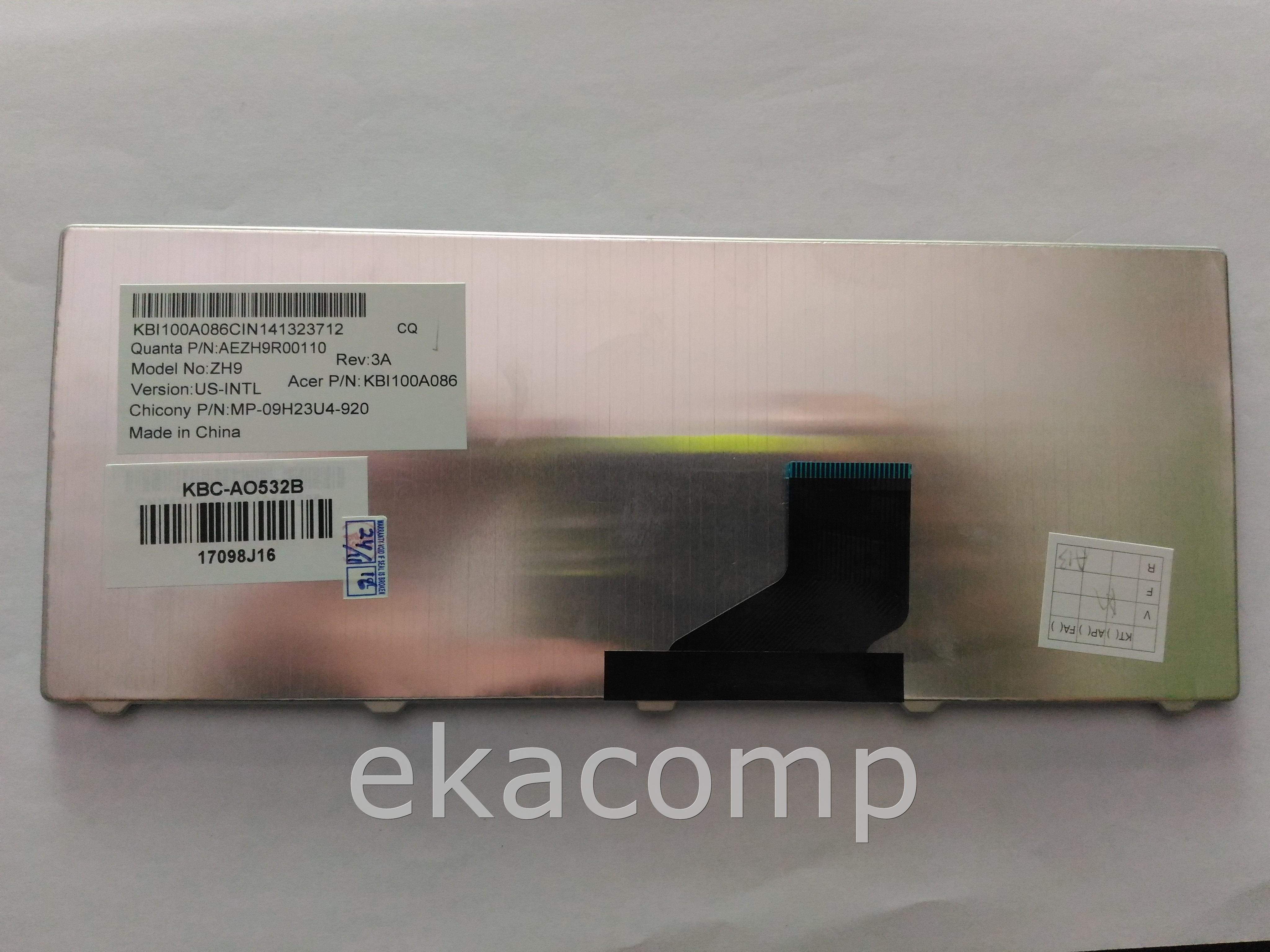 Acer Keyboard Notebook Aspire 4349 Hitam Daftar Harga Terbaru Dan Laptop 4736 4738 4740 3072 Posted In Return To 4739