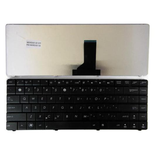 keyboard Laptop asus non frame a43, k43, x43, x44h, a42, k42, x42